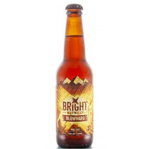 Bright Brewery Blowhard Pale Ale 5% Btl 330mL