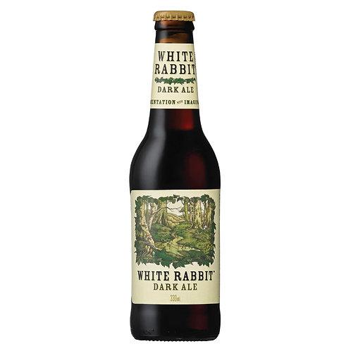 White Rabbit Dark Ale 4.8% 330mL