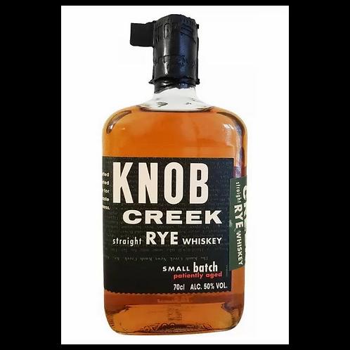 Knob Creek Straight Rye Whiskey 50% Btl 700mL
