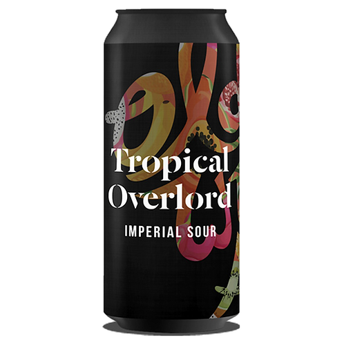 Old Wives Ales Tropical Overlord Imperial Sour 8.3% Can 440mL