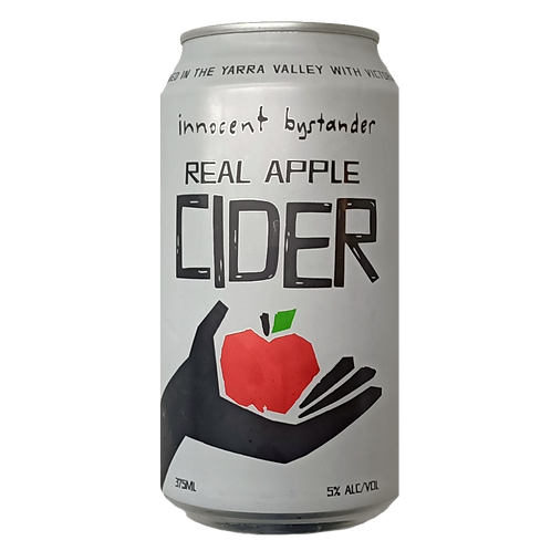 Innocent Bystander Real Apple Cider 5% Can 375mL