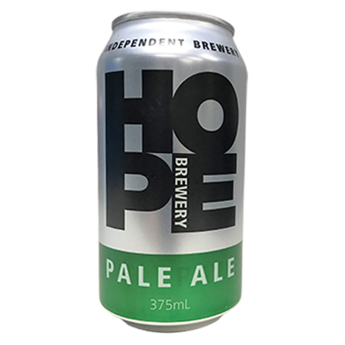 Hope Brewery Pale Ale 4.5% Can 375mL