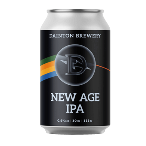 Dainton Brewery New Age IPA 0.9% Can 355mL