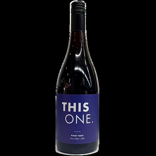 This One 2020 Yarra Valley Pinot Noir Btl 750mL