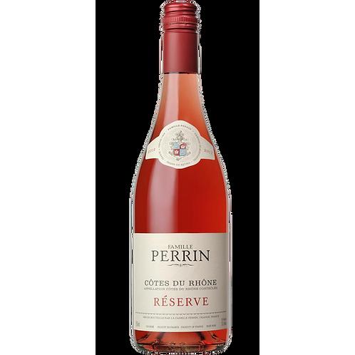 Famille Perrin 2018 Cotes du Rhone Reserve (Rose) Btl 750mL