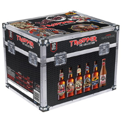 Iron Maiden Trooper The Collection pack 12 x 330mL