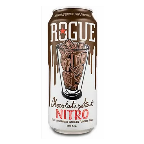 Rogue Brewing Nitro Chocolate Stout 5.8% Can 404mL