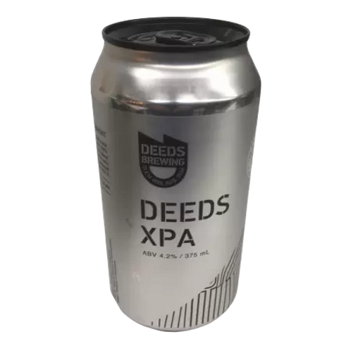 Deeds Brewing XPA 4.2% Can 375mL