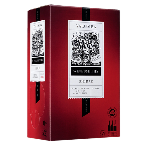 Yalumba Winesmiths Shiraz Cask 2LT
