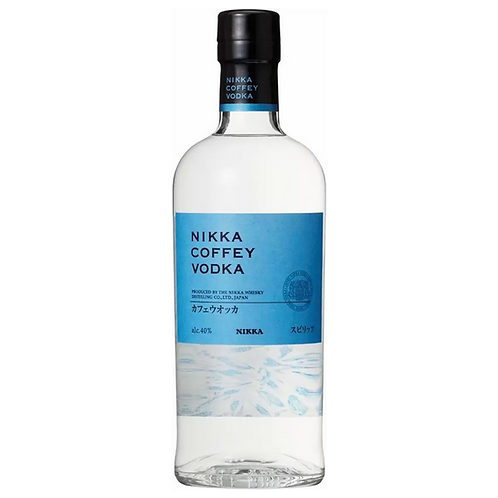 Nikka Coffey Vodka 40% Btl 700mL