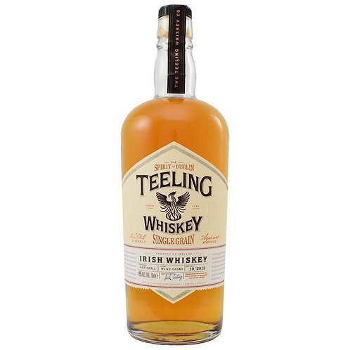 Teeling Single Grain Irish Whisky 46% Btl 700mL