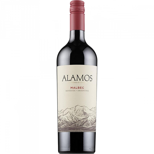 Alamos 2018 Argentinan Malbec Btl 750mL