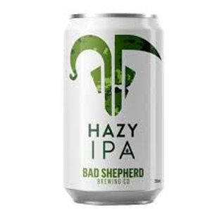 Bad Shepherd Hazy IPA 6% Can 355mL