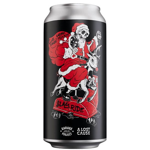 Garage Project / A Lost Cause Slay Ride 10.4% Can 440mL
