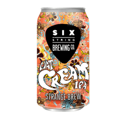 Six String Brewing Co Strange Brew 7% Can 375mL