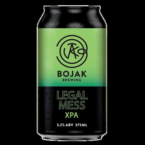 Bojak XPA Legal Mess 5.2% 375mL