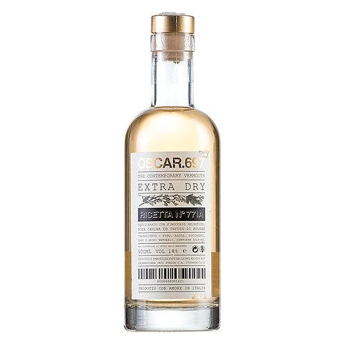 Oscar.697 Extra Dry Vermouth 18% Btl 500mL
