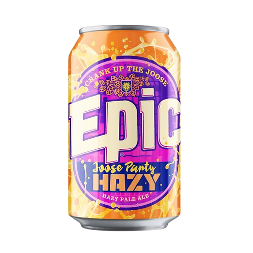 Epic Joose Party Hazy Pale Ale 5.3% Can 330mL
