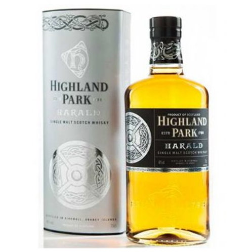 Highland Park Harald Single Malt Scotch Whisky Btl 700mL