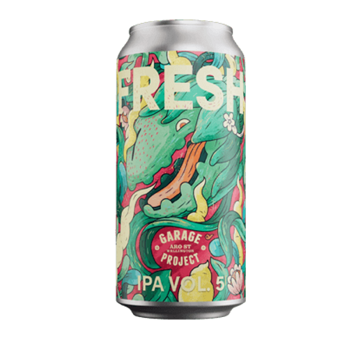 Garage Project FRESH IPA Vol # 5 7% Can 440mL