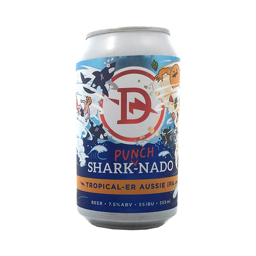 Dainton Brewery Shark-Nado Tropical-er Aussie IPA 7.5% cAN 355mL