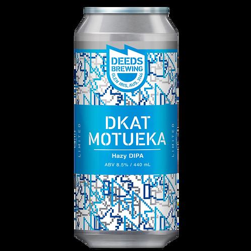 Deeds Brewing DKAT Motueka Hazy DIPA 8.5% Can 440mL