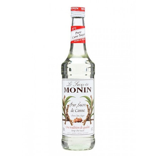 Monin Pure Can Sugar Syrup Btl 700mL