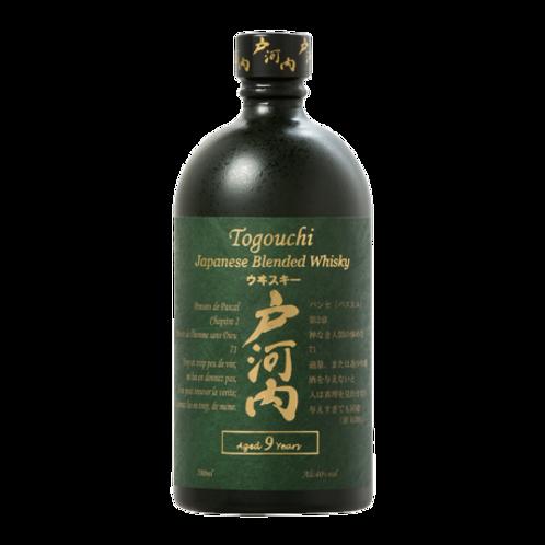 Togouchi 9 Year Old Whisky 40% 700mL