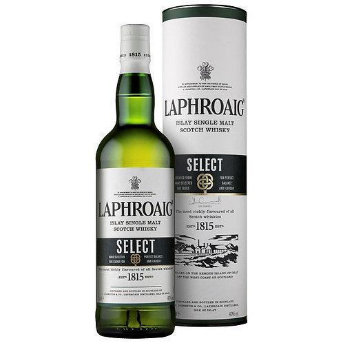 Laphroaig Select Cask Islay Single Malt Scotch Whisky Btl 700mL