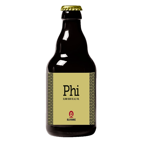 Alvinne Phi Blond Sour 8% Btl 330mL