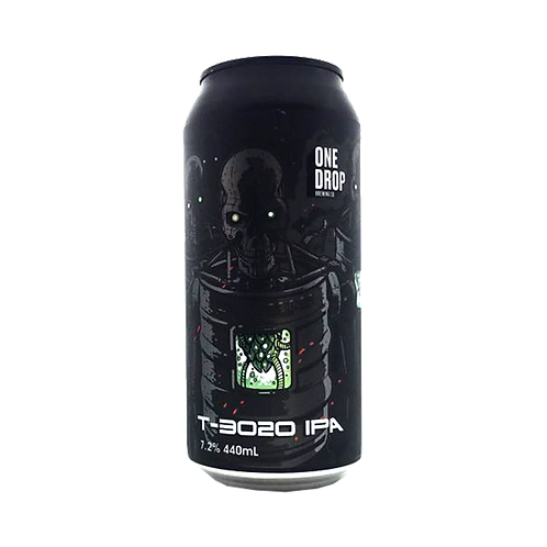 One Drop Brewing Co T-3020 IPA 7.2% Can 440mL