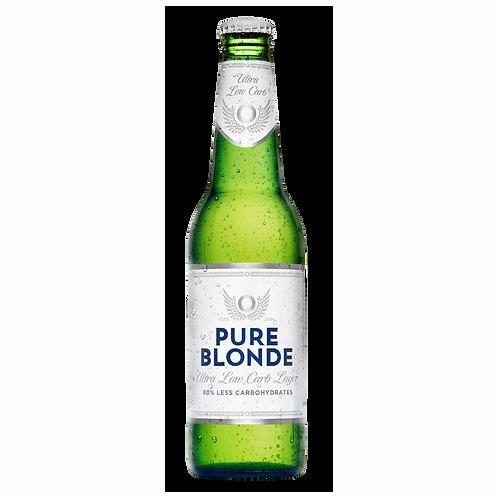 Pure Blonde Ultra Low Carb Beer 4.2% Btl 355mL