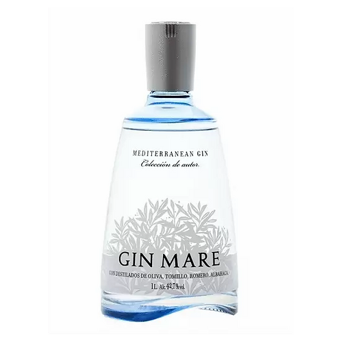 Gin Mare - Mediterranean Gin 42.7% Btl 1LT