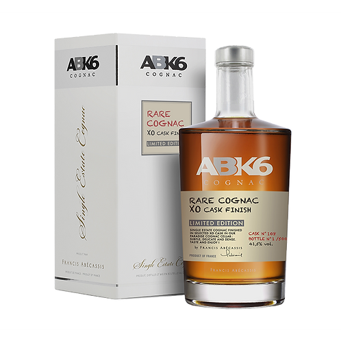 ABK6 Rare French XO Cognac Cask Finish Btl 700mL