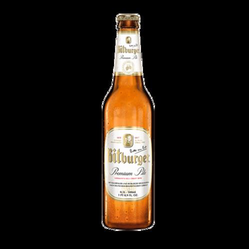 Bitburger Premium Pils 4.8% Btl 330mL