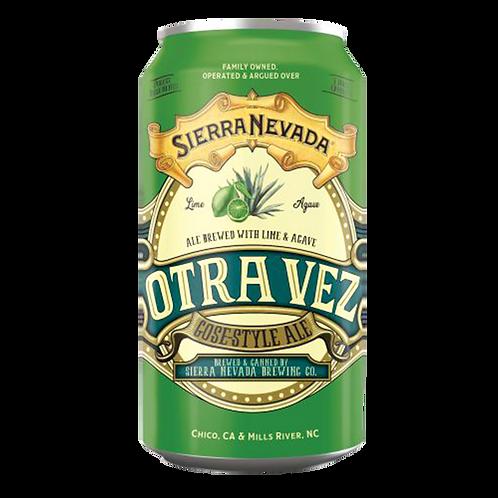 Sierra Nevada Otra Vez Gose Style Ale 4.9% Can 355mL