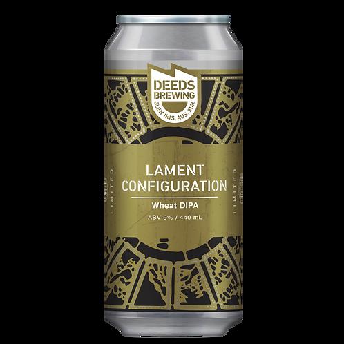 Deeds Brewing Lament Configuration Wheat DIPA 9% Can 440mL