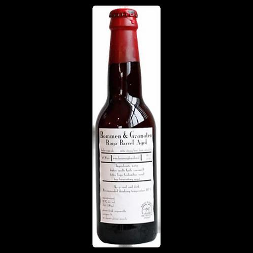De Molen BA Bommen & Granaten Barley Wine 11.1% Btl 330mL