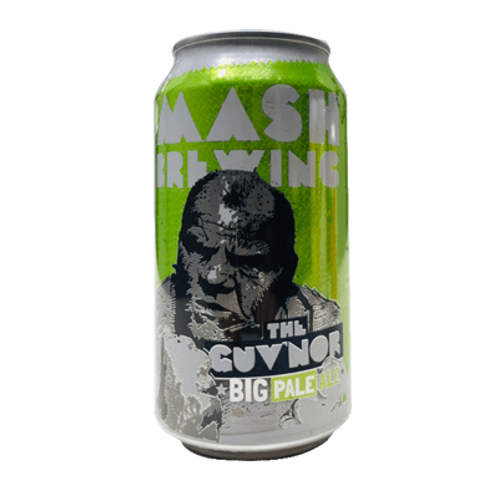 Mash Brewing The Guvnor Big Pale Ale 5.6% Can 375mL