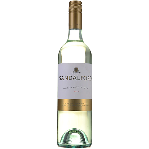 Sandalford 2017 Margaret River Chardonnay Btl 750mL
