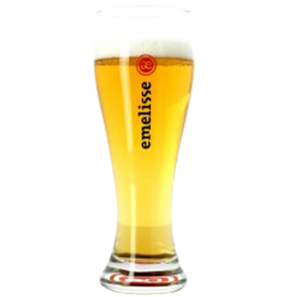 Emelisse Pils Glass 300mL