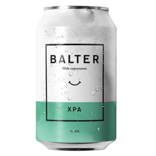 Balter Brewery X P A 5% Can 375mL