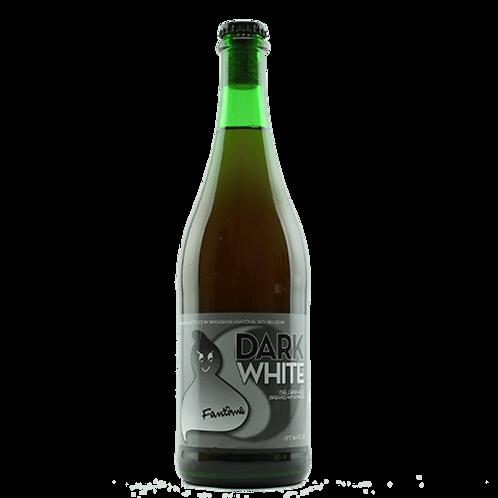 Fantome Dark White Belgian Ale 5.4% Btl 750mL