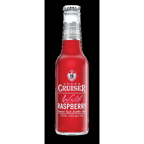 Vodka Cruiser Wild Raspberry 4.6% Btl 275mL