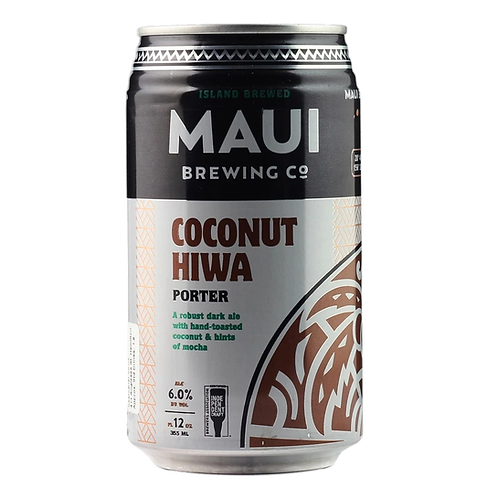 Maui Coconut HIWA Porter 6% Can 355mL