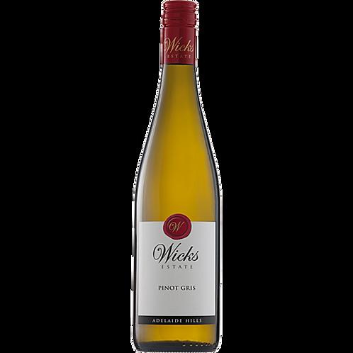 Wicks Estate 2019 Adelaide Hills Pinot Gris Btl 750mL