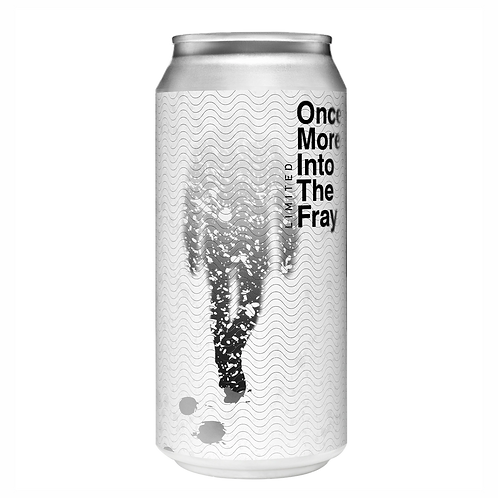 Deeds Brewing Once More Into The Fray BBA Imperial Stout 13.3% Can 440mL