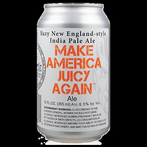 Heretic Brewery Make America Juicy Again NEIPA 6.5% Can 355mL