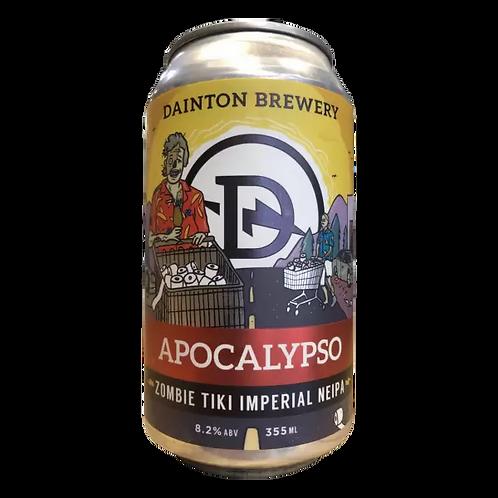 Dainton Brewery Apocalypso Zombie Tiki Imperial NEIPA 8.2% Can 355mL