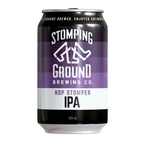 Stomping Ground IPA Hop Stomper 6% Can 355mL
